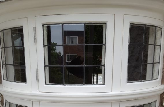 Casement Window After Refurbishment