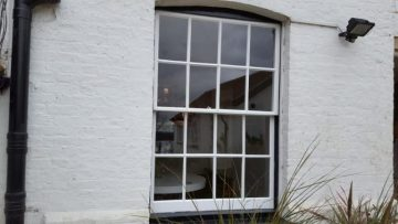 Restored Original Sash Window