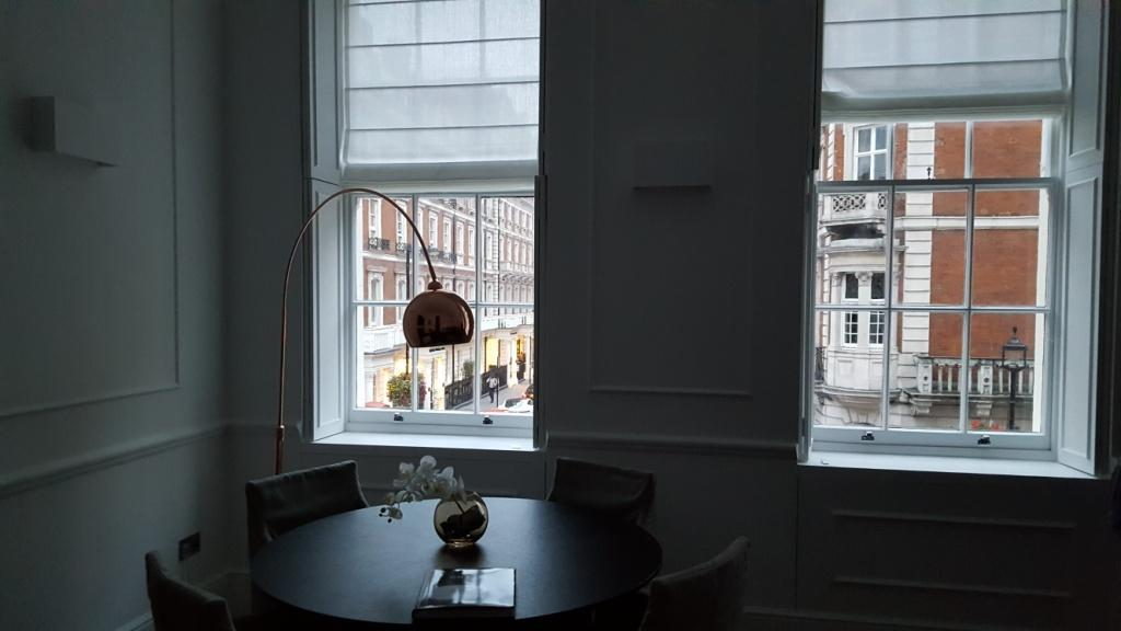 sash window central London