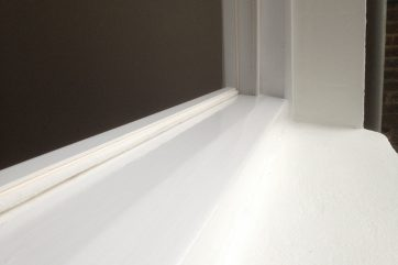 Sash Window Sill