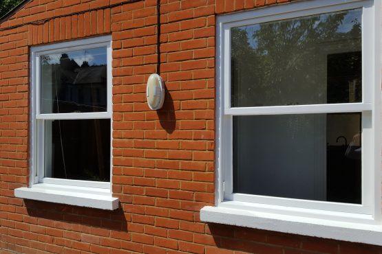 spring balanced sash window(after)