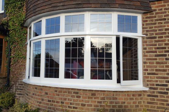 leaded casement window(after)
