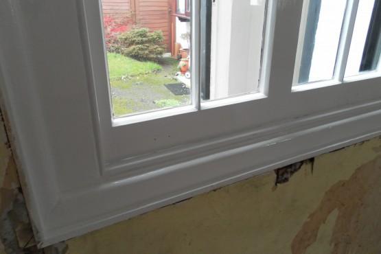 Sash window full restoration (after)