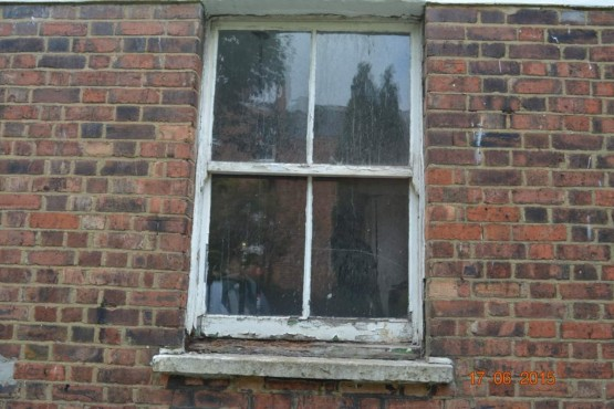 Box Sash Window ( before)